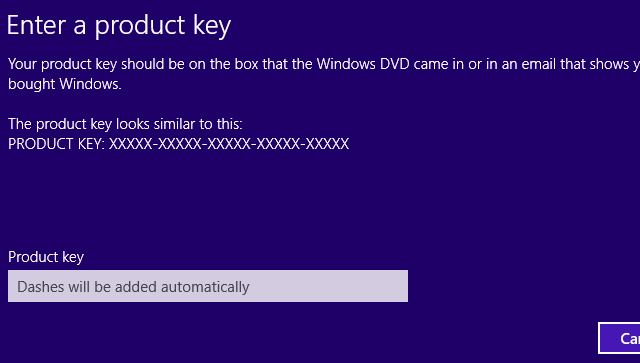 Windows 8.1 Pro Product