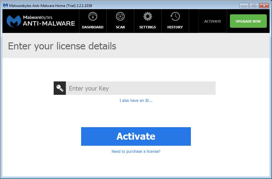 Malwarebytes 4.1 Premium