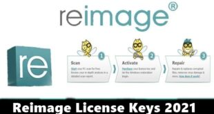 Reimage License Key for Free