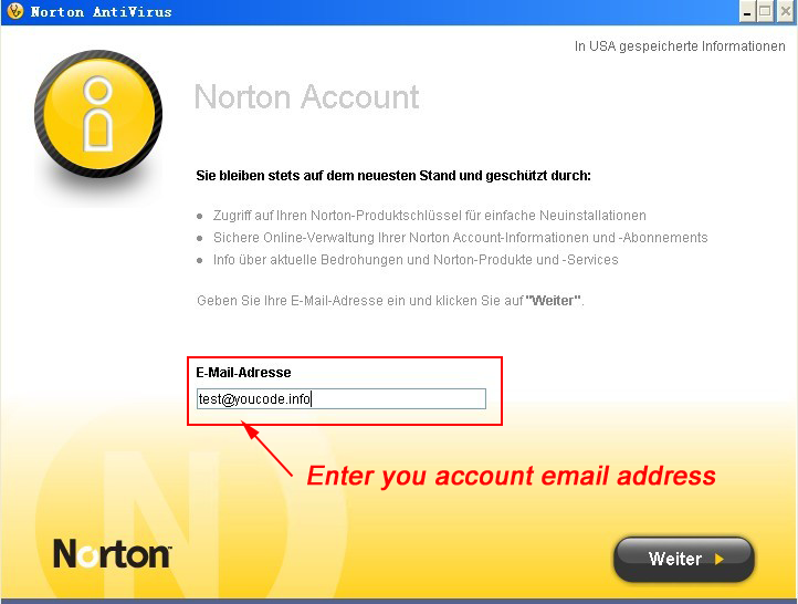 Norton AntiVirus Activation Key