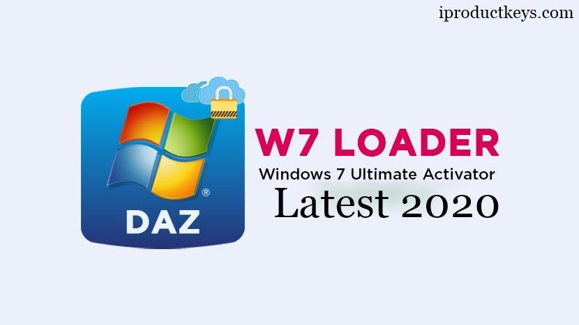 Download Windows 7 Loader