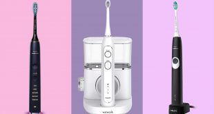 Best Electric Toothbrush Cleans